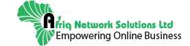 AfriQ Network Solutions Limited logo